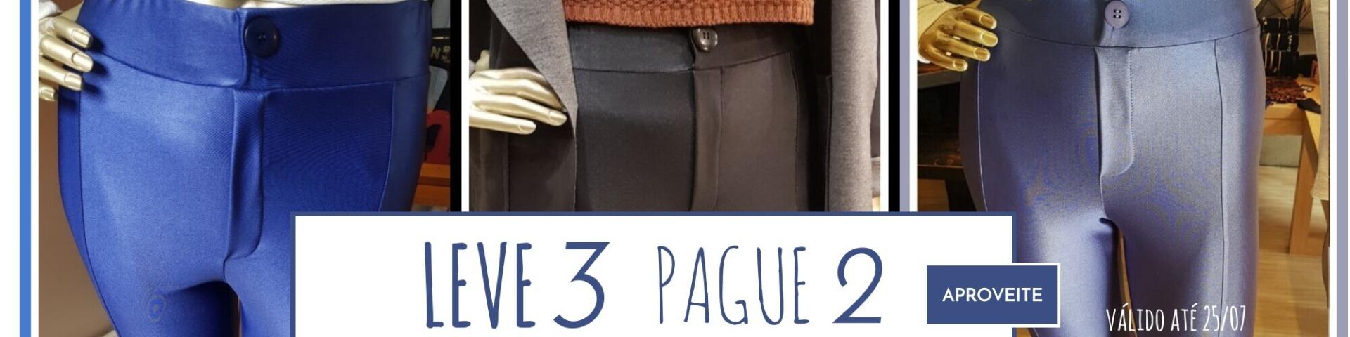 Promo Benne - Leve 3 Pague 2