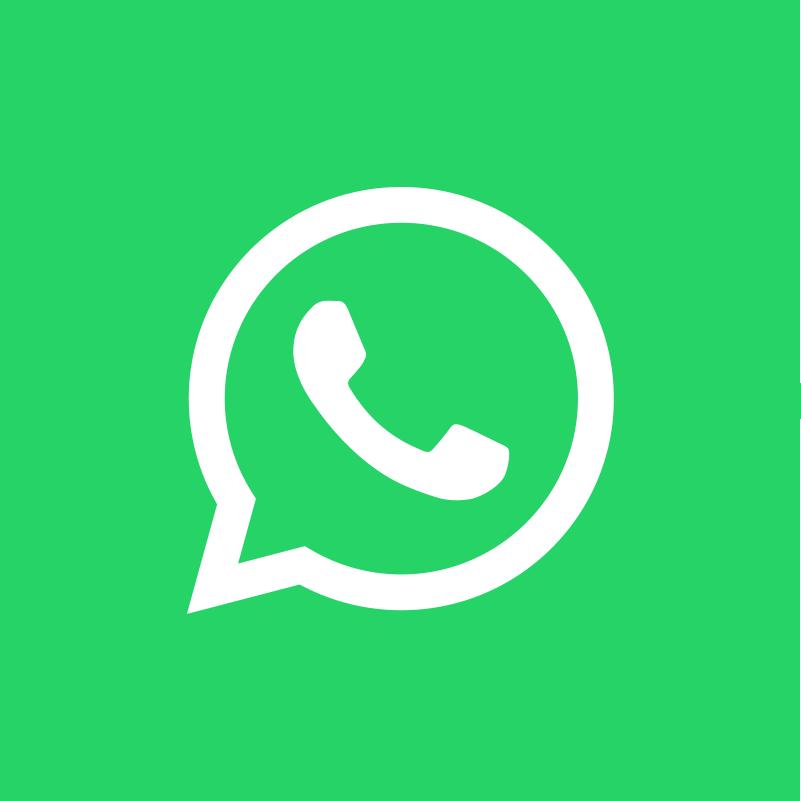 Fale Conosco pelo Whatsapp!